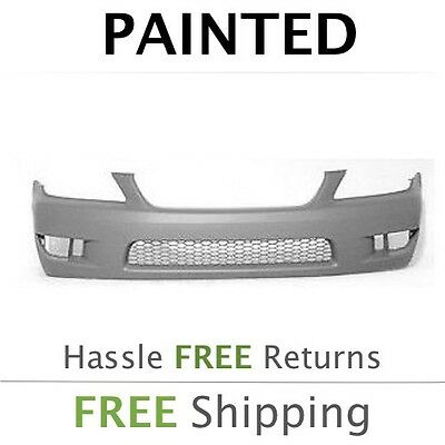 $513 • Buy NEW Fits: 2001 2002 2003 Lexus IS300 W/o HL Wash Front Bumper COVER Painted