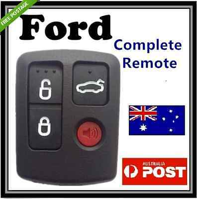 AU10.55 • Buy Ford BA BF Falcon Sedan Wagon Central Locking Keyless Car Remote 4 Button