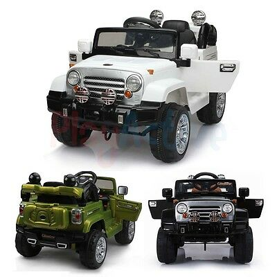 £149.99 • Buy Kids Ride On Jeep Electric Childrens 12v Battery Remote Control Toy Car / Cars