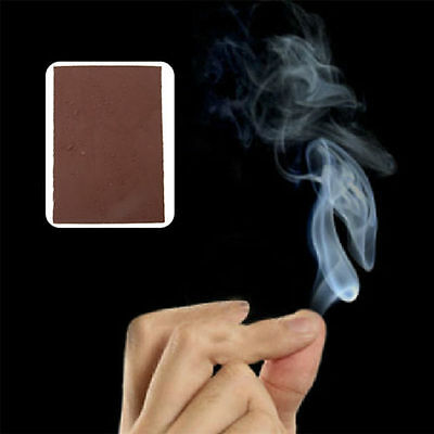 Magic Gimmick Prop Thumb Finger's Tips Smoke Magician Trick Stage Accessories • 1.73£