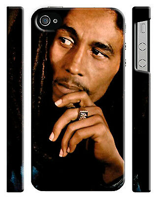 £9.20 • Buy Iphone 5s 5c 6s 7 8 X XR XS 11 12 Pro Max Plus Cover Case Bob Marley Jamaica Ip3
