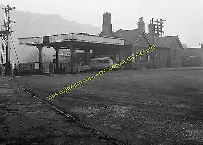Miller's Dale Railway Station Photo. Peak Forest - Monsal Dale. Chinley Lne (13) • 3.50£