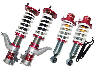 $646 • Buy TruHart Streetplus Sport Coilovers For 02-06 Acura RSX & 01-05 Honda Civic & EP3