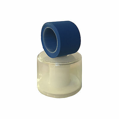 Sterochef Blue Catering Kitchen Detectable Washproof Strapping Tape 2.5cm X 5m • 4.49£