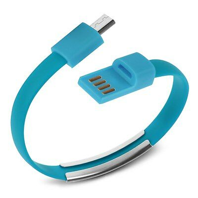 $5.95 • Buy Bracelet Style Data/Charging Micro USB Cable For Samsung,HTC,Blackberry,Android