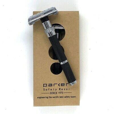 AU43.90 • Buy Parker Safety Razor 96R + 5 * FREE * Derby Razor Blades + * FREE * Delivery