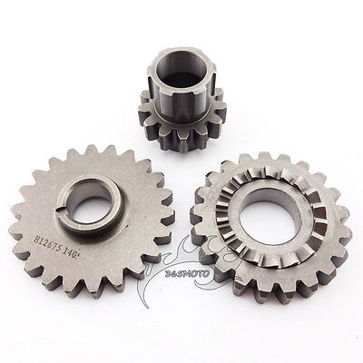 AU28.28 • Buy YX150 160 Idler Driven Bridge Kick Strat Gears For YX 150cc 160cc Pit Dirt Bikes