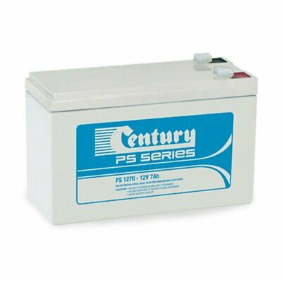 AU49.95 • Buy 7Ah Century Battery PS1270L For Fishfinders