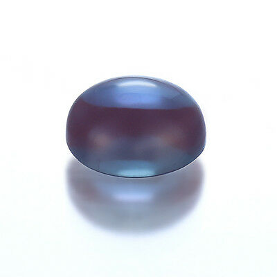 AU14.04 • Buy Lab Created Pulled Alexandrite Chrysoberyl Oval Cabochon(6x4-35x25mm)Loose Stone