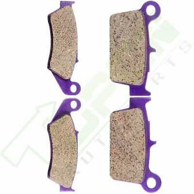 $15.05 • Buy Front & Rear Carbon Fiber Brake Pads Fits 2005-2011 2009 2010 SUZUKI RMZ450