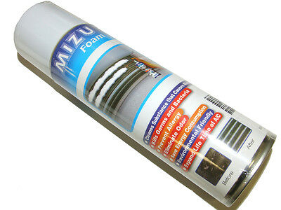 AU119.13 • Buy Buy 4 X Mizu Foam 500ml: Cleans Air Coils Air Conditioner Cleaner, Free Shipping