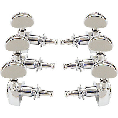 $64.99 • Buy Grover Rotomatic 3/3 Machine Heads Tuning Keys/peg Acoustic/electric Guitar 102c
