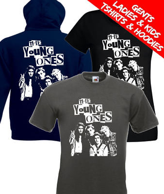 The Young Ones Retro 80s Comedy TV T Shirt / Hoodie • 17£