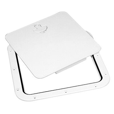 £28.25 • Buy Nuova Rade Boat Access/Inspection Hatch With Detachable Lid (380mm X 380mm)White