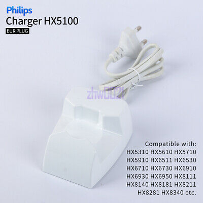 AU14.40 • Buy Philips HX5100 Sonicelectric Toothbrush/air Floss Charger HX5310/HX6533/HX6730