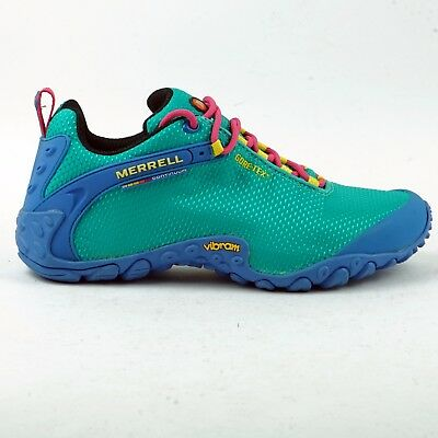 Merrell Womens Chameleon 2 Storm Gore-Tex Outdoors Hiking Trail Shoes • 73.29£