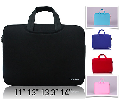 AU19.99 • Buy Double-Layer Laptop Case Carry Sleeve Bag MacBook Air 13 Inch Pro 13  14 Inch