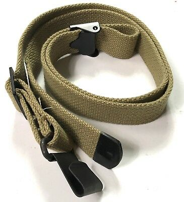 $26.36 • Buy Wwii Us M1 Garand Rifle Canvas Carry Sling-od#3