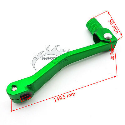 AU18.39 • Buy Gear Shifter Shift Lever For 50cc-160cc Lifan YX Zongshen KLX SSR Pit Dirt Bike