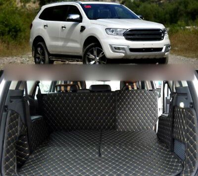 AU77.08 • Buy For Ford Everest 2015-2020 Car Rear Trunk Mat Boot Liners Auto Accessories Pad