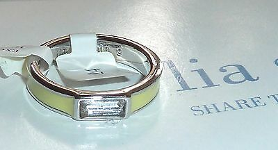 $ CDN23.51 • Buy Nwt/nib - Lia Sophia  Ray Of Light  Ring - Crystal - Size 11 - 2013/$36