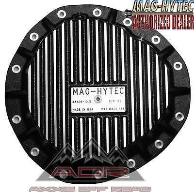 Mag Hytec Rear Differential Cover Fits 03-05 Ram Cummins 03-10 Ram 2500 Gas   • 260.99$