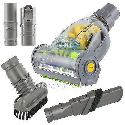 £18.15 • Buy Pet Vacuum Turbo Tool Cleaning Kit For DYSON DC20 DC21 DC22 Floor Crevice Brush