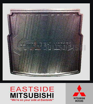 AU87.02 • Buy Genuine Mitsubishi Zj-zl Outlander 5 Seater Cargo Plastic Tray Liner 2015 Onward