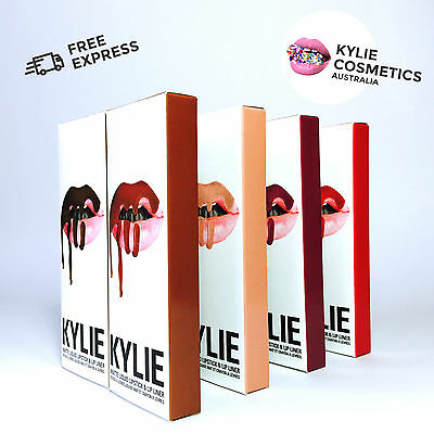AU66 • Buy Matte Lipkit By Kylie Jenner – Exposed Dolce Candy Koko Posie & More – In-Stock