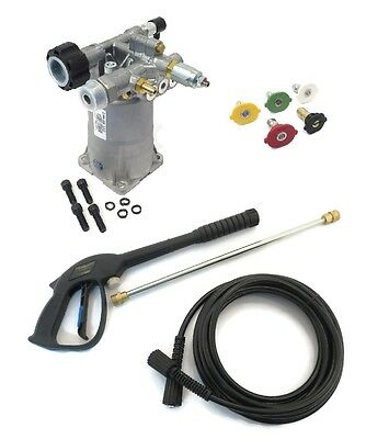 2600 Psi POWER PRESSURE WASHER PUMP & SPRAY KIT For Champion 76503  76511  76531 • 112.15£