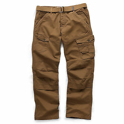 Scruffs Drezna Twill Work Trouser Jeans Cargo Combat Free Belt Same Day Despatch • 39.14£