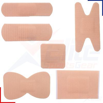 £1.69 • Buy Qualicare Fabric Plasters Latex Free Wound Adhesive Dressings