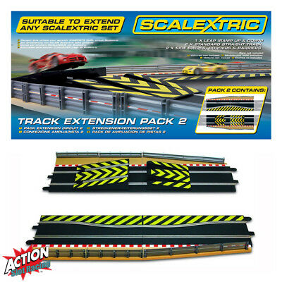 £22.99 • Buy Scalextric 1:32 Sport & Digital Ramp Track Extension Pack 2 C8511