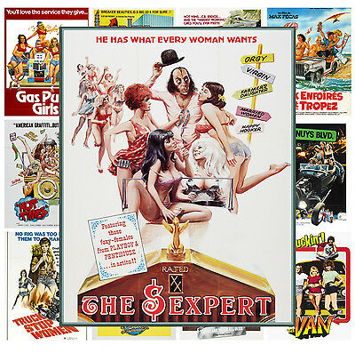 $ CDN12.91 • Buy Mini Posters [13 Posters 8 X11 /A4] Sexy Girl Pinup Vintage Trash Movie MP454