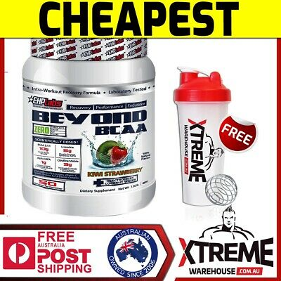 AU49.90 • Buy Ehp Labs Beyond Bcaa 1lb Passion Fru/ Ehplabs Branched Chain Amino Acids Recover