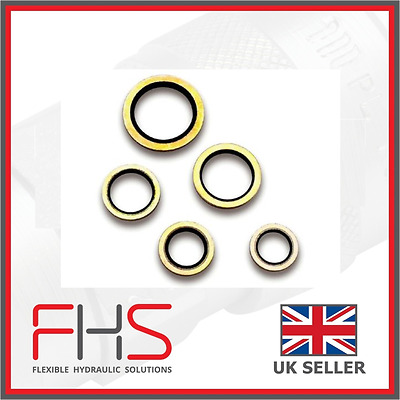 £10 • Buy Dowty Washer X 10 - Various Sizes Available