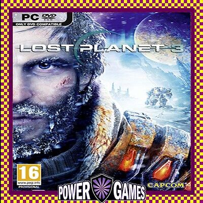 AU18.95 • Buy LOST PLANET 3 (PC) Brand New