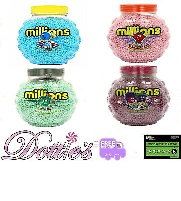 $ CDN48.02 • Buy MILLIONS Pick N Mix Traditional Retro Sweets Wedding  Choose Qty & Flavour Party