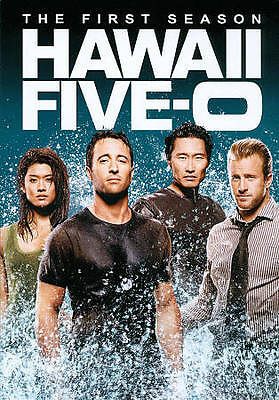 HAWAII FIVE-O The First Season DVD Scott Caan Daniel Dae Kim BRAND NEW SEALED • 10.73£