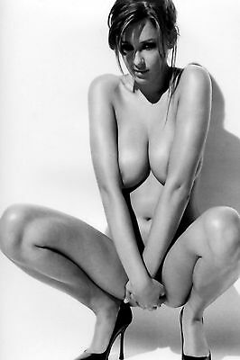 £29.75 • Buy Fantastic Sexy Keeley Hazell Canvas #5 Glamour Model Picture A1 A3 Free P&p