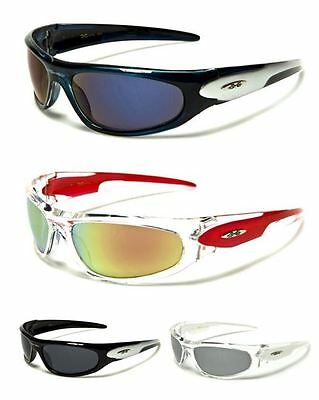 X Loop Sport Mens Womens Sport Running Cycling Designer Wrap Sunglasses Uv400  • 8.49£