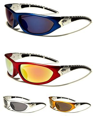 X Loop Sport Mens Womens Sport Running Cycling Designer Wrap Sunglasses Uv400  • 10.79£