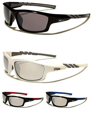 X Loop Sport Mens Womens Sport Running Cycling Designer Wrap Sunglasses Uv400  • 7.99£