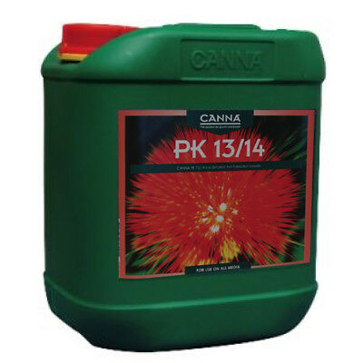 Canna PK 13/14 5 Litres  Flower Bud Bloom Booster Weight Gainer • 45£