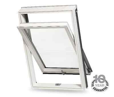 RoofLITE (made By VELUX Group) PVC Roof Windows Including Flashing Kit  • 279.98£