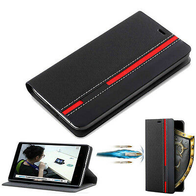AU7.08 • Buy For OnePlus 3T 6 5T Case Stand Wallet Card Leather Flip Cover Luxury Ultra-thin