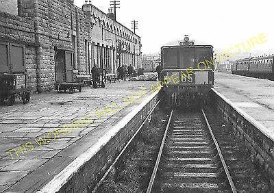 Buxton Railway Station Photo. Millers Dale And Peak Forest Lines. Midland (6) • 3.50£