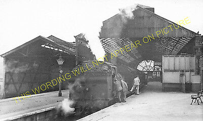 Buxton Railway Station Photo. Millers Dale And Peak Forest Lines. Midland (11) • 3.50£