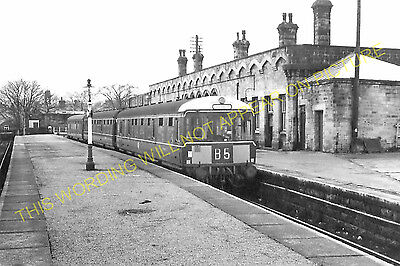 Buxton Railway Station Photo. Millers Dale And Peak Forest Lines. Midland (7) • 3.50£