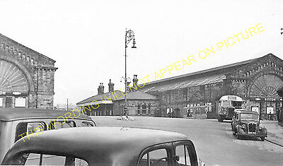 Buxton Railway Station Photo. Millers Dale And Peak Forest Lines. Midland (10) • 3.50£
